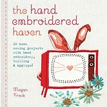 The Hand Embroidered Haven by Megan Frock
