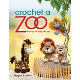 Crochet A Zoo by Megan Kreiner