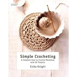 Simple Crocheting by Erika Knight