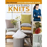 Easy Textured Knits by Margret Willson