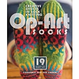 Op-Art Socks by Stephanie van der Linden