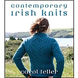 Contemporary Irish Knits By Carol Feller