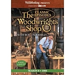 The Woodwrights Shop by Roy Underhill