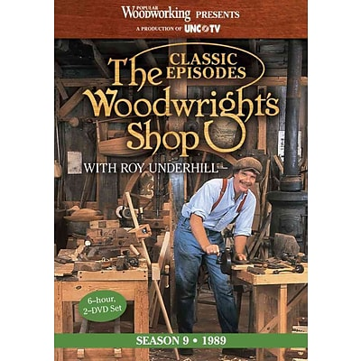 Classic Episodes, The Woodwrights Shop (Season 9)