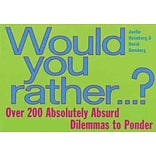 Would You Rather by David Gomberg