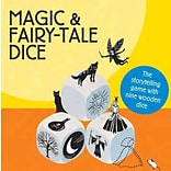 Magic and Fairy-Tale Dice by Hannah Waldron