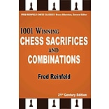 1001 Winning Chess Sacrifices & Combos