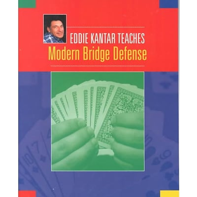 Eddie Kantar Teaches Modern Bridge Defense