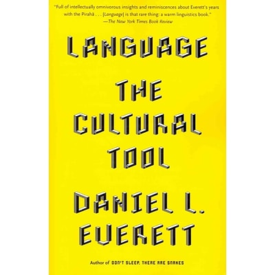 Language: The Cultural Tool (Vintage)