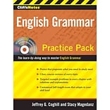 CliffsNotes English Grammar Practice Pack