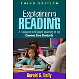 Explaining Reading by Gerald G. Duffy EdD