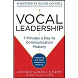 Vocal Leadership by Arthur Samuel Joseph