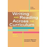 Writing & Reading Across the Curriculum