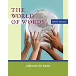 The World of Words by Margaret Ann Richek