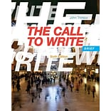 The Call to Write, Brief by John Trimbur