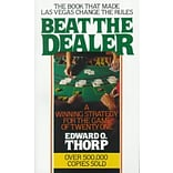 Beat the Dealer by Edward O. Thorp