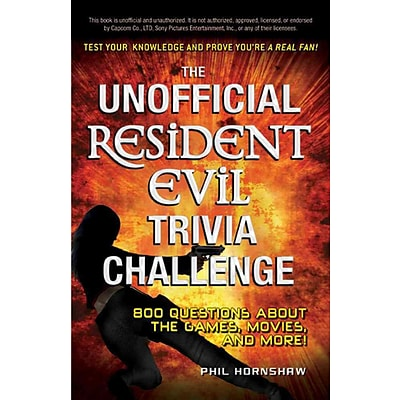 The Unofficial Resident Evil Trivia Challenge