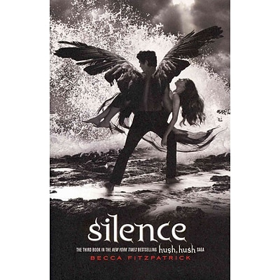 Silence By Becca Fitzpatrick Quill Com