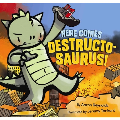Here Comes Destructosaurus!