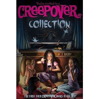 Youre Invited to a Creepover Collection: Truth or Dare…