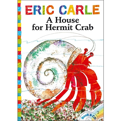 A House for Hermit Crab (The World of Eric Carle PB)