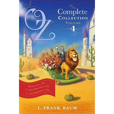 Oz, the Complete Collection, Volume 4 (9781442485501)