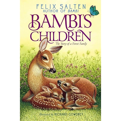 Bambis Children: The Story of a Forest Family (Bambis Classic Animal Tales)