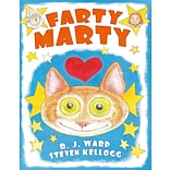 Farty Marty by B. J. Ward