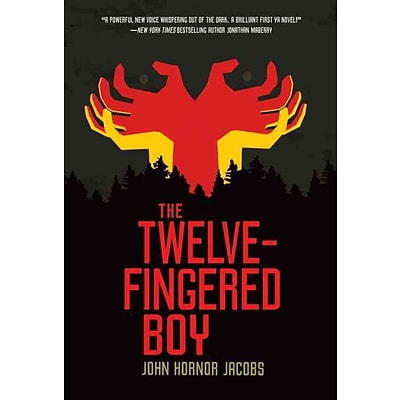 The Twelve-Fingered Boy (The Twelve-Fingered Boy Trilogy)