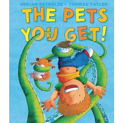 The Pets You Get! (Andersen Press Picture Books)