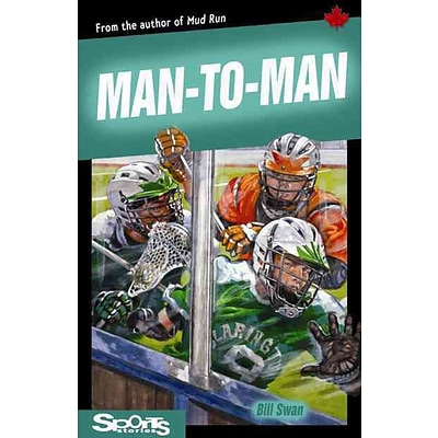 Man-to-Man (Lorimer Sports Stories)
