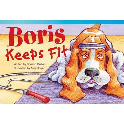 Boris Keeps Fit (Read! Explore! Imagine! Fiction Readers)