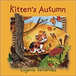 Kittens Autumn by Eugenie Fernandes