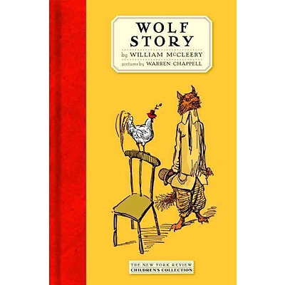 Wolf Story (New York Review Collections)
