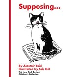 Supposing by Alastair Reid