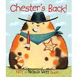 Chesters Back by Melanie Watt