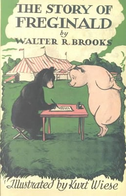The Story Of Freginald By Walter R. Brooks