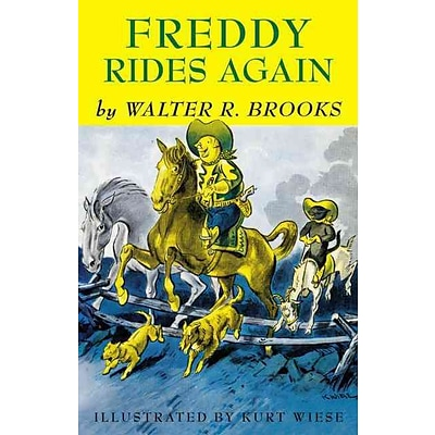 Freddy Rides Again (Freddy the Pig HC)