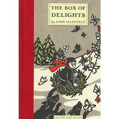 The Box of Delights (New York Review Childrens Collection)