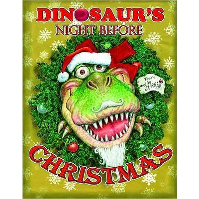 Dinosaurs Night Before Christmas (The Night Before Christmas Series)
