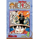 One Piece 4 by Eiichiro Oda