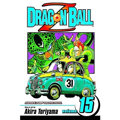 Dragon Ball Z, Vol. 15