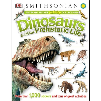 Ultimate Sticker Activity Collection: Dinosaurs & Other PrehistoricLife