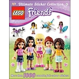 Ultimate Sticker Collection: LEGO Friends (ULTIMATE STICKER COLLECTIONS)