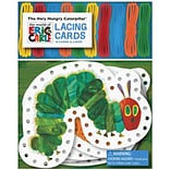 The Very Hungry Caterpillar Lacing Cards (World of Eric Carle)