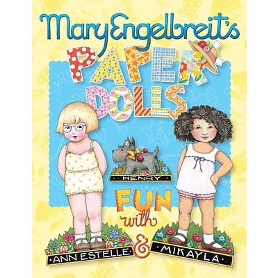 Mary Engelbreits Paper Dolls: Fun with Ann Estelle and Mikayla