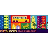 Cityblocks Stacking Blocks by Smartink