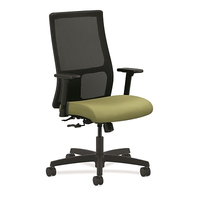HON® Ignition® Mesh Mid-Back Office/Computer Chair, Lime