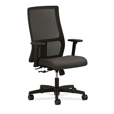HON® Ignition® Mesh Mid-Back Office/Computer Chair, Charcoal