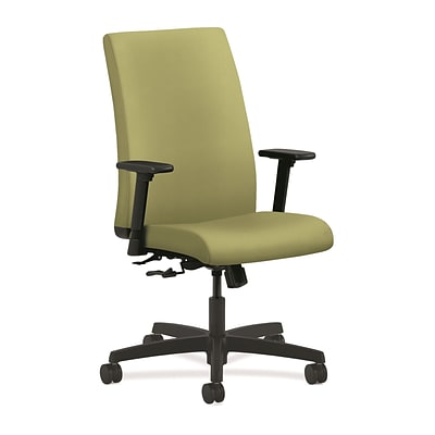 HON® Ignition® Mid-Back Office/Computer Chair, Lime
